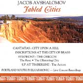 Avshalomov - Fabled Cities / Avshalomov, Portland Youth PO