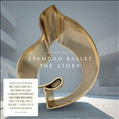 Spandau Ballet: Story: The Very Best of Spandau Ballet [Deluxe Edition] [Slipcase]