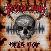 Benediction: Killing Music [Digipak]