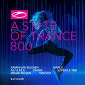Various Artists: A State of Trance 800