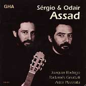 Rodrigo, Gnattali, Piazzolla / Sergio & Odair Assad