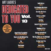 Various Artists: Art Laboe's Dedicated to You, Vol. 10