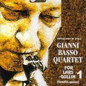 Gianni Basso: For Lars Gullin (Swedish Genius) Vol. 1