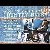 Various Artists: Legends of Country Blues [Box]