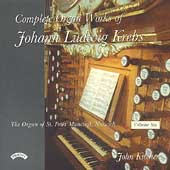 Krebs: Complete Organ Works Vol 6 / John Kitchen