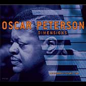 Oscar Peterson: Dimensions: A Compendium of the Pablo Years [Box]