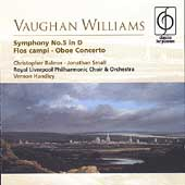 Vaughan Williams: Symphony no 5, etc / Handley, Small, et al