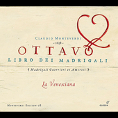 Monteverdi Edition Vol 8 - Ottavo Libro dei Madrigali