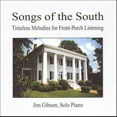 Jim Gibson (Piano): Songs of the South