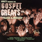 Various Artists: Gospel Greats, Vol. 3: The Diary of a Worshiper