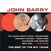 John Barry (Conductor/Composer): The Best of the EMI Years