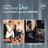 Ella Fitzgerald: Art of Duo: Ella & Louis/Ella & Louis Again