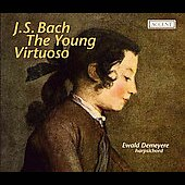 The Young Virtuoso - Bach: Harpsichord Works / Demeyere