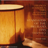 Franco D'Andrea: Standards of the Big Band Era, Vol. 2
