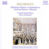 Beethoven: German Dances