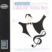 The Essential Collection - Great Tenors / McCormack, et al
