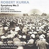 Kurka: Julius Ceasar, Symphony no 2, etc / Carlos Kalmar