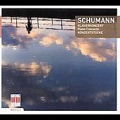 Basics - Schumann: Piano Concertos / Kurt Masur, Peter R&#246;sel