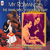 Various Artists: My Romance: Stars Sing Rodgers and Hart