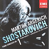 Shostakovich: Piano Concerto no 1, etc / Argerich, et al