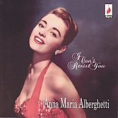 Anna Maria Alberghetti: I Can't Resist You