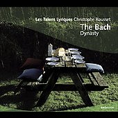 The Bach Dynasty / Rousset, Daubigney, Saka&iuml;