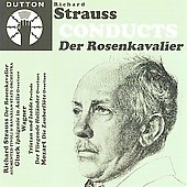 Richard Strauss Conducts Der Rosenkavalier