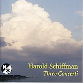 Schiffmann: Three Concerti / Antal, Gy&ouml;r PO