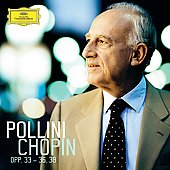 Chopin: Works for Piano, Op 33, 34, 35, 36 & 38 / Maurizio Pollini
