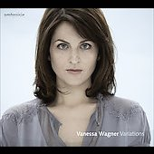 Variations - Haydn, Rachmaninov, Berio, Rameau, Brahms / Vanessa Wagner