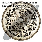 Various Artists: 40th Anniversary Tribute Album to Led Zeppelin