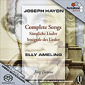 Haydn: Complete Songs / Elly Ameling, J&ouml;rg Demus