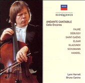 Andante Cantabile: Cello Encores