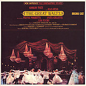 Various Artists: The Great Waltz [1965 Civic Light Opera Cast]