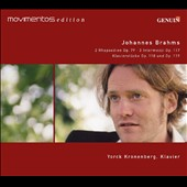 Johannes Brahms: Piano Works