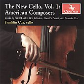 The New Cello, Vol. 1: American Composers