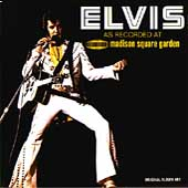 Elvis Presley: As Recorded at Madison Square Garden