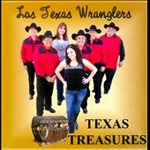 Texas Wranglers: Texas Treasures