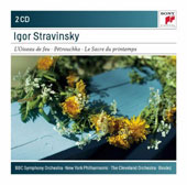 Stravinsky: The Firebird; Pétrouchka; The Rite of Spring / Pierre Boulez, The Cleveland Orchestra, Pierre Boulez