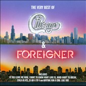Chicago/Foreigner: The  Very Best of Chicago & Foreigner