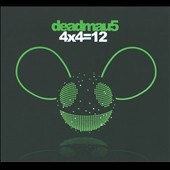 Deadmau5: 4 x 4 = 12 [Digipak]