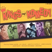Various Artists: Kings of Komedy [Box]