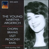 The Young Martha Argerich [IDIS]