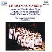 Christmas Carols / Donald Hunt, Worcester Cathedral Choir