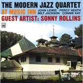 The Modern Jazz Quartet: At Music Inn