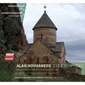 Alan Hovhaness: Exile Symphony / Kenneth Radnofsky, John McDonald