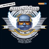 Various Artists: Sunshine Live, Vol. 39 [Digipak]