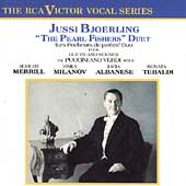 Jussi Bj&#246;rling- Pearl Fishers Duet, etc / Tebaldi, Merrill
