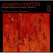 Joseph Haydn: Complete Keyboard Sonatas, Vol. 3