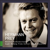 Great Singers: Hermann Prey sings Mozart, Rossini, Lortzing, Verdi et al.